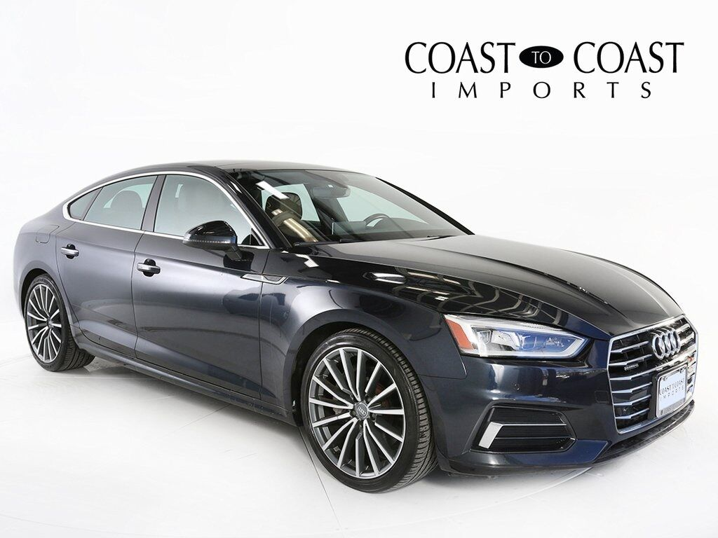 2018 Audi A5 2.0T Premium Plus Indianapolis IN
