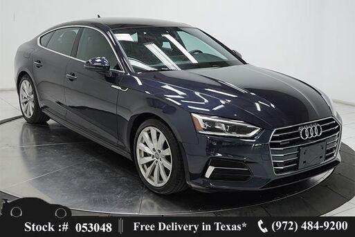 2018_Audi_A5_2.0T Premium Plus NAV,CAM,PANO,BLIND SPOT,HID LIGH_ Plano TX