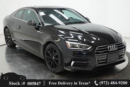 2018_Audi_A5_2.0T Premium Plus NAV,CAM,PANO,HTD STS,BLIND SPOT_ Plano TX