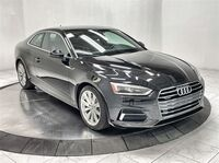 Audi A5 2.0T Premium Plus NAV,CAM,PANO,HTD STS,BLIND SPOT, 2018