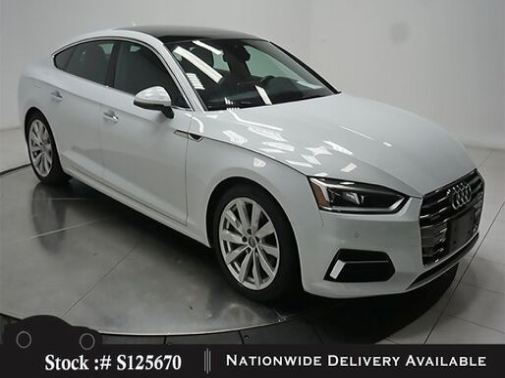 2018_Audi_A5_2.0T Premium Plus NAV,CAM,PANO,PARK AST,BLIND SPOT_ Plano TX