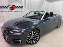 2018_Audi_A5 Cabriolet_2.0T Premium Plus Luxury Navi Bang & Olufsen 19 Wheels