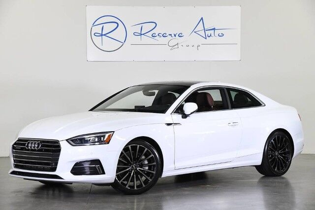 2018 Audi A5 Coupe Premium Plus The Colony TX