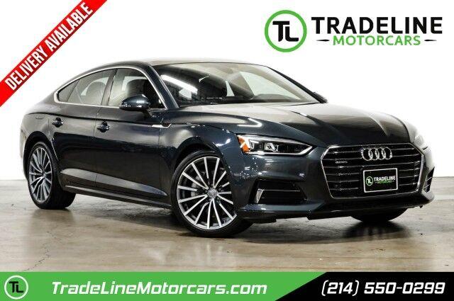 2018 Audi A5 Sportback Premium Plus CARROLLTON TX