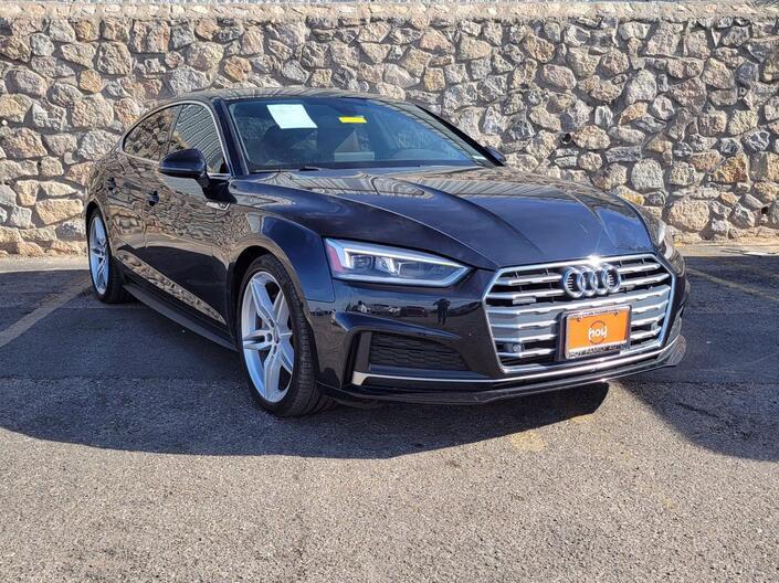 2018 Audi A5 Sportback Premium Plus El Paso TX