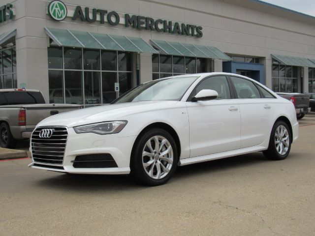 2018 Audi A6 2 0t Premium Nav Sunroof Htd Seats Bluetooth Backup