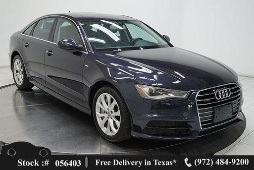 2018_Audi_A6_2.0T Premium NAV,CAM,SUNROOF,HTD STS,BLIND SPOT,18_ Plano TX