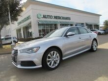 2018_Audi_A6_2.0T Premium quattro*WIFI HOTSPOT,BACK UP CAMERA,NAVIGATION SYSTEM,PARKING AID, FACTORY WARRANTY!_ Plano TX