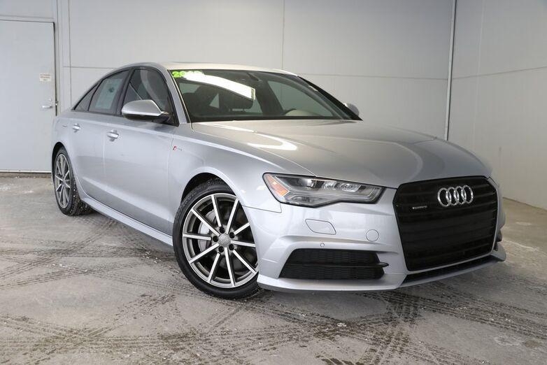 2018 Audi A6 3.0T Premium Plus Merriam KS