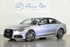 2018 Audi A6 Premium Plus 20 Black Optic Pkg S-Line Sport Pkg