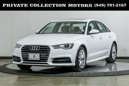 2018 Audi A6 Sport Costa Mesa CA