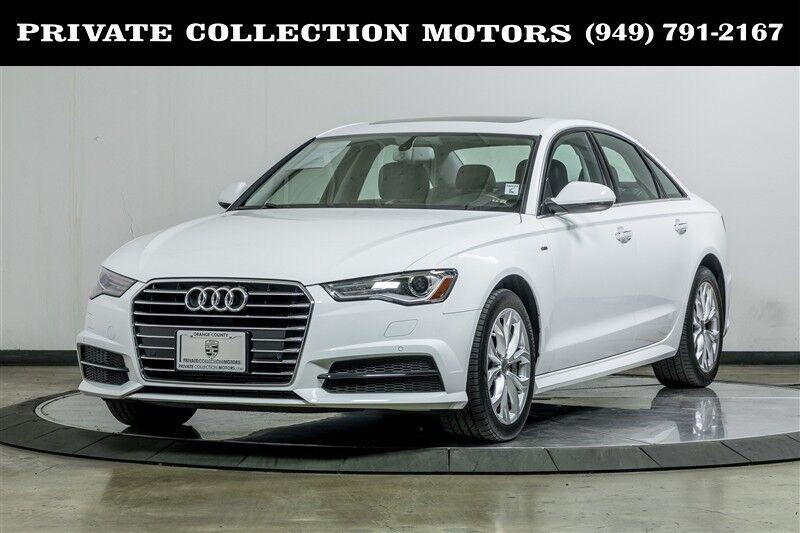 2018_Audi_A6_Sport_ Costa Mesa CA