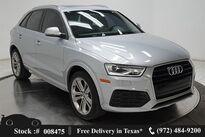 Audi Q3 2.0T Premium CAM,PANO,HTD STS,PARK ASST,19IN WHLS 2018