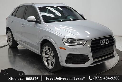 2018_Audi_Q3_2.0T Premium CAM,PANO,HTD STS,PARK ASST,19IN WHLS_ Plano TX