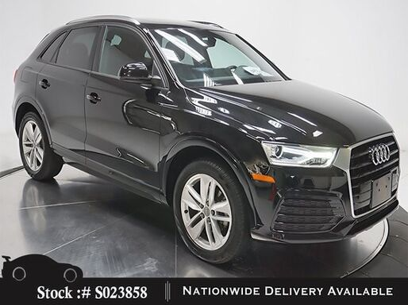 2018_Audi_Q3_2.0T Premium CAM,PANO,HTD STS,PARK ASST,HID LIGHTS_ Plano TX