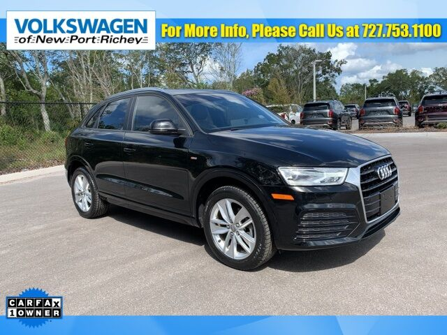 2018 Audi Q3 2.0T Premium New Port Richey FL