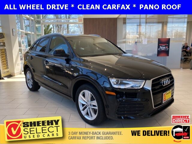 2018 Audi Q3 2.0T Premium Chantilly VA