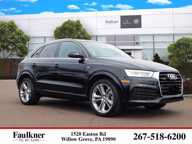 2018 Audi Q3 2.0T Premium Willow Grove PA