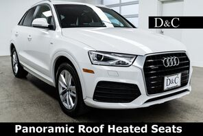 2018_Audi_Q3_2.0T Premium quattro Panoramic Roof Heated Seats_ Portland OR