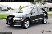 2018 Audi Q3 Premium Like New! AWD, S-Line Appearance Package & More!