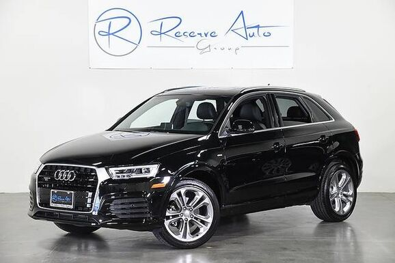 2018_Audi_Q3_Premium Plus S-Line Quattro Pano We Finance_ The Colony TX