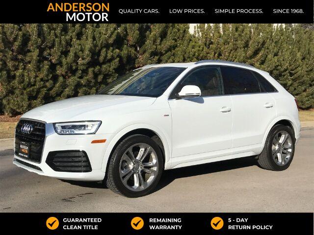 2018 Audi Q3 Premium Plus quattro Salt Lake City UT