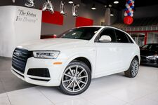 2018 Audi Q3 Sport Premium Plus Navigation Sports Plus Package 1 Owner