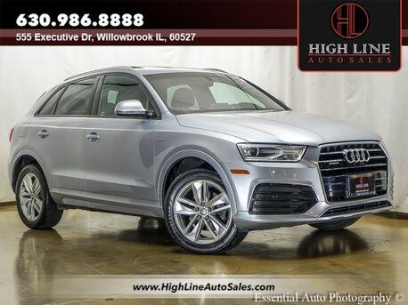 2018_Audi_Q3_Sport Premium_ Willowbrook IL
