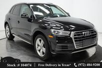 Audi Q5 2.0T CAM,PANO,KEY-GO,19IN WLS,HID LIGHTS 2018