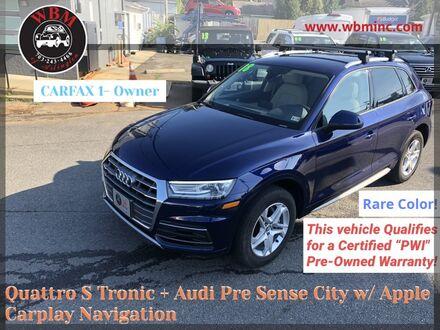 2018_Audi_Q5_2.0T Premium_ Arlington VA