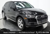 Audi Q5 2.0T Premium CAM,PANO,HTD STS,19IN WLS,HID LIGHTS 2018