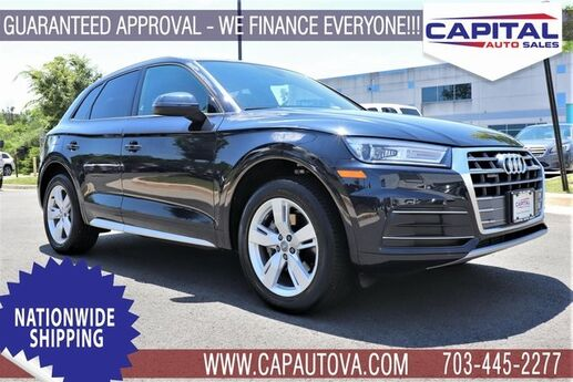 2018 Audi Q5 2.0T Premium Chantilly VA