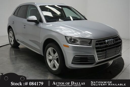 2018_Audi_Q5_2.0T Premium NAV,CAM,HTD STS,19IN WHLS,HID LIGHTS_ Plano TX