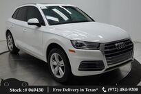 Audi Q5 2.0T Premium NAV,CAM,PANO,HTD STS,19IN WLS 2018