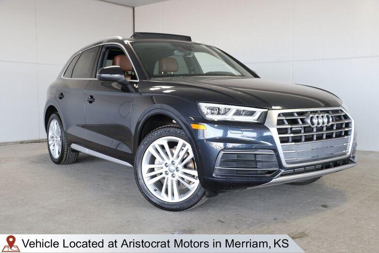 2018 Audi Q5 2.0T Premium Plus Merriam KS