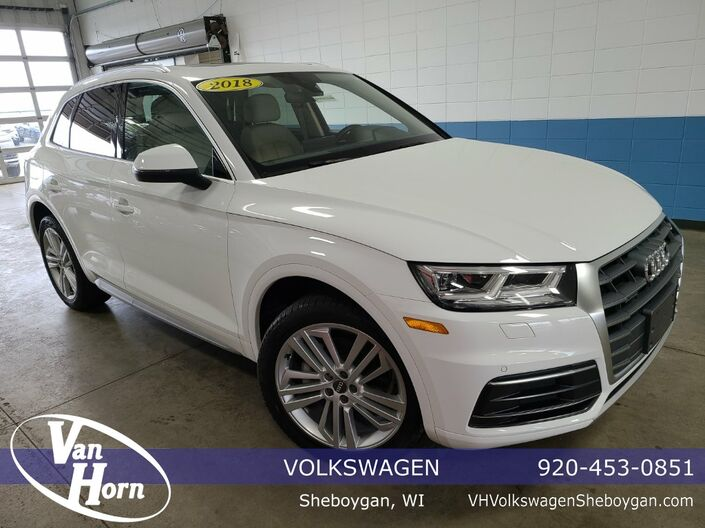 2018 Audi Q5 2.0T Premium Plus Milwaukee WI