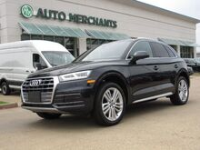 2018_Audi_Q5_2.0T Premium Plus quattro Automatic Headlights Auxiliary Audio Input Back-Up Camera Blind Spot Monit_ Plano TX