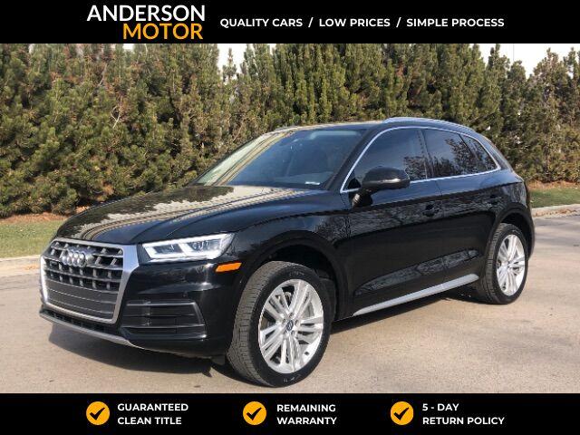 2018 Audi Q5 2.0T Premium Plus quattro Salt Lake City UT