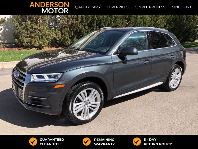 2018 Audi Q5 2.0T Premium Plus quattro Salt Lake City UT
