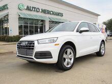 2018_Audi_Q5_2.0T Premium QUATTRO, PANO SUNROOF, APPLE CAR PLAY, BACKUP CAM, PARK ASSIST, POWER LIFTGATE, MEMORY_ Plano TX