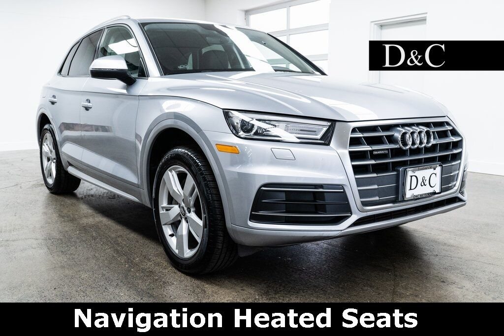 2018 Audi Q5 2.0T Premium quattro Navigation Heated Seats Portland OR
