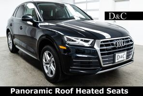 2018_Audi_Q5_2.0T Premium quattro Panoramic Roof Heated Seats_ Portland OR