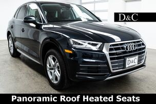 2018 Audi Q5 2.0T Premium quattro Panoramic Roof Heated Seats
