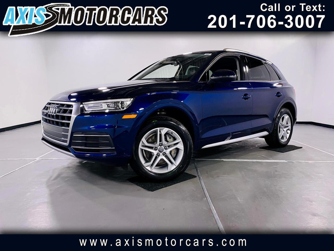 2018 Audi Q5 2018 Audi Q5 2.0T Quattro w/Backup Camera Navigati Jersey City NJ