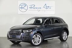2018 Audi Q5 Premium Plus Navigation B&O Sound Warm Wthr Pkg