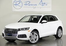 2018 Audi Q5 Premium Plus Quattro Blind Spot Assist We Finance