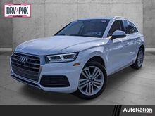 2018_Audi_Q5_Premium Plus_ Sanford FL
