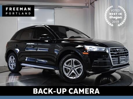 2018_Audi_Q5_Premium quattro Back-Up Camera_ Portland OR