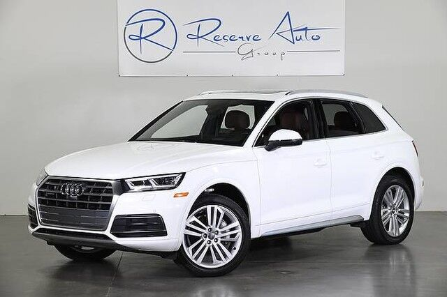 2018 Audi Q5 Prestige Trailer Hitch Cold Weather Pkg We Finance The Colony TX
