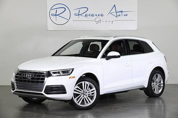 2018_Audi_Q5_Prestige Trailer Hitch Cold Weather Pkg We Finance_ The Colony TX